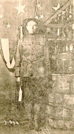Sanford Wesley Wiseheart (ca. 1918)