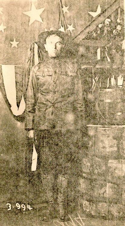 Sanford Wesley Wiseheart (ca. 1914)