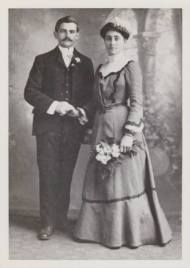 Edward and Louise Von Allmen