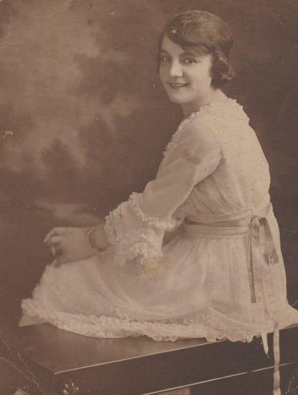 Louise Marie Von Allmen