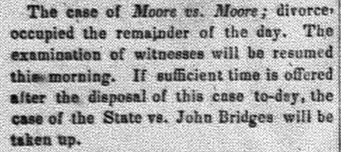 New Albany Daily Tribune, Monday, 31 October 1859, p.3, column 1, Stuart Barth Wrege Indiana History Room