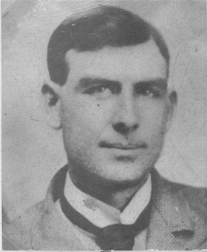 George William Rakestraw, circa 1900.