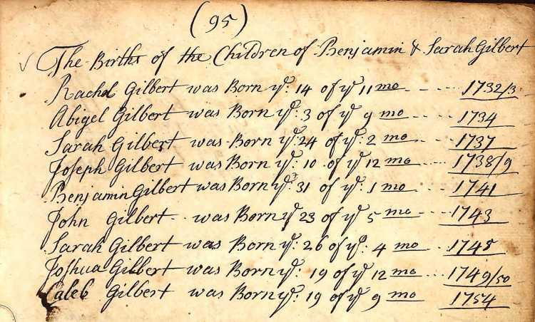 U.S. Quaker Meeting Records, 1681-1935, Abington, Montgomery, Pennsylvania, Ancestry.com