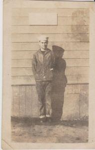 George Herman Schroeder, circa 1918.