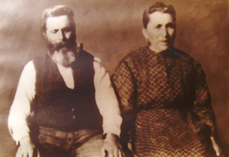 Johann Jakob and Lucia (Gander) Seewer.