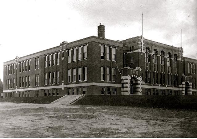 homedale elementary school, 1940