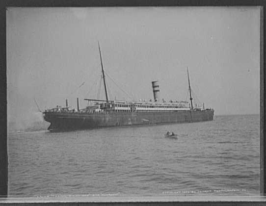 Passenger Ships and Images, N Noordam 1902-1923